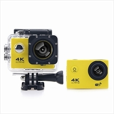 F60B 4K WIFI 170 DEGREE WIDE ANGLE 2.0 INCH LCD SCREEN ACTION SPORTS CAMERA LO