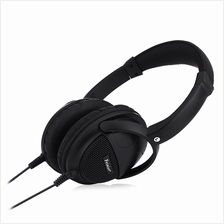 FE - 153 3.5MM PLUG COMPUTER GAMING HEADSET STEREO HEADPHONES