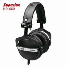 HD-660 PROFESSIONAL MONITORING MUSIC HEADPHONES NOISE CANCELING CLEAR SOUND SO