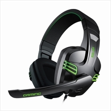 KX101 GAMING HEADSETS SUPER BASS WITH MIC SUPPORT HANDS-FREE CALL VOICE CONTRO