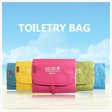 Extra Toiletries Pouch Korea Style Water Repellent Multifunctional Bag