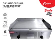 Gas Griddle Hot Plate Desktop