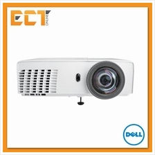 Dell S320 3D XGA (1024 x 768) Resolution Network Projector (White)