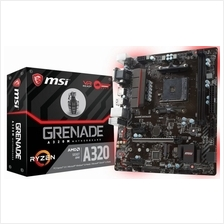 MSI A320M GRENADE SOCKET AM4 MOTHERBOARD