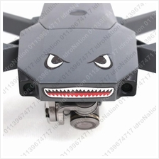 DJI Spark Mavic Pro Body Decals Skin Battery 3M Stickers Shark