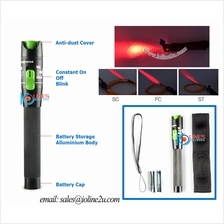 Eco Fiber Optic Cable Visual Fault Locator Laser 20mW 20KM Red Light Pen ST SC