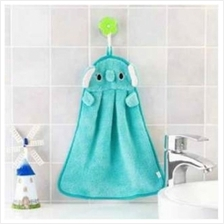 SOFT HAND TOWEL - ELEPHANT
