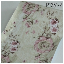 PVC SELF ADHESIVE WALLPAPER P1351-2