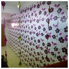 3D PVC SELF ADHESIVE WALLPAPER W1002