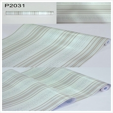 3D PVC SELF ADHESIVE WALLPAPER P2031