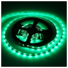 5M 300 LEDS SMD 3528 FLEXIBLE STRIP LIGHT FOR DECORATION (GREEN, EU PLUG)