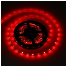 5M 300 LEDS SMD 3528 FLEXIBLE STRIP LIGHT FOR DECORATION (RED, EU PLUG)