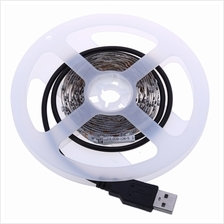 5V 2M USB LED STRIP TAPE TV BACKGROUND LIGHTING DIY DECORATIVE LAMP (BLUE)