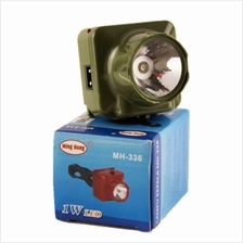 JIMART LED HEADLAMP 1W MH-336-GREEN