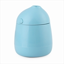 7 X 10.5CM ZERO RADIATION PORTABLE CREATIVE GIFT HUMIDIFIER (BLUE)
