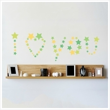 WALLSTICKERS STARS