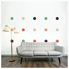 WALLSTICKERS DOTS