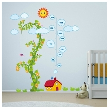 NURSERY MAGIC BEAN GROWTH CHART