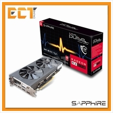 Sapphire Pulse Radeon RX 570 4GB GDDR5 PCI-E Graphic Card with Backplate (with