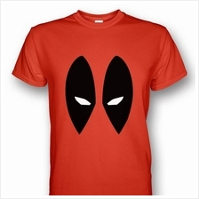 Deadpool Red T-shirt