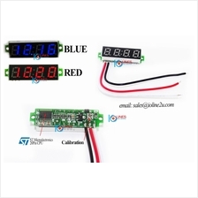 "0~200V DC 4 Digit Precision voltage meter Voltmeter 0.28 "" Digital LED 1"