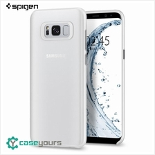 Spigen AirSkin Samsung S8  & Plus + Slim Case Cover / Soft Case for Sa