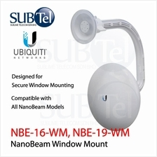 Ubiquiti NBE-16-WM NBE-19-WM NanoBeam Window Mount Bracket NBE