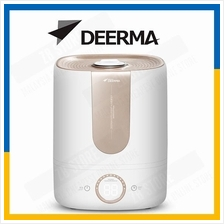 Deerma Air Humidifier Big Capacity Moisturizer 5L F535 Touch Display