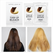 April Skin Turn Up Color Bleach 30ml + 10g
