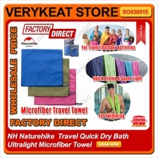NH Naturehike Travel Quick Dry Bath Ultralight Microfiber Towel