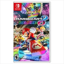 MarioKart 8 Deluxe - Nintendo Switch (Ready Stock)