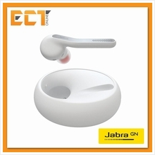 Jabra Eclipse Wireless Bluetooth Stereo Headset - White