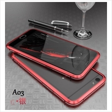 OPPO R9S / R9S Plus LUPHIE Metal Frame Bumper Case Cover Casing