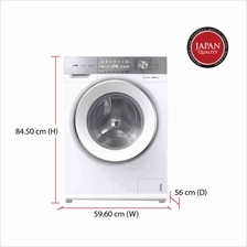 Panasonic Washing Machine NA-120VG6 (10.0 kg) 1200 RPM Hygiene 60 ℃ / 90