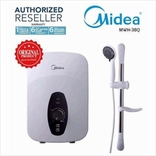 Midea MWH-38Q 3500W Water Heater Built-in ELCB With Auto Shut Off