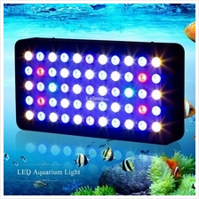 Full Spectrum Dimmable 165W LED Aquarium Marine Coral Plant Grow Light
