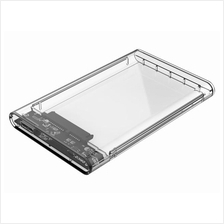 ORICO USB3.0 2.5'' SATA ENCLOSURE (2139U3-CR) TRANSPARENT