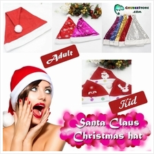 Christmas/Xmas/wedding/party/cosplay Santa Claus hat-many designs