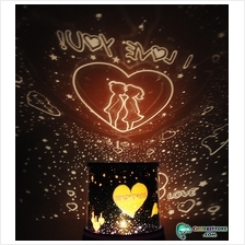 Romantic Valentine Star Master Beauty LED light projector-star lover