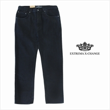 EXTREMA BIG  & TALL Black Jeans EXJ6033)