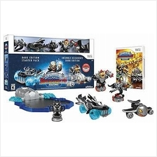 Skylanders SuperChargers Dark Edition Starter Pack for Nintendo Wii