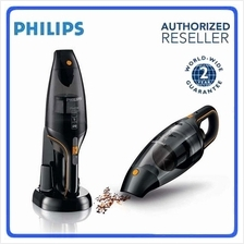 Philips FC6149 Minivac Handheld Cordless Bagless Vacuum Car Home