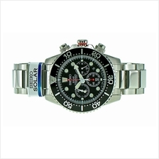 SEIKO Solar Men Chronograph Diver's Watch SSC015P1
