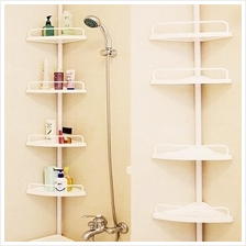 4 Tier Multipurpose Corner Shelf Organizing - Storage Rack