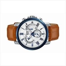 Casio BESIDE Chronograph Watch BEM-520BUL-7A2VDF