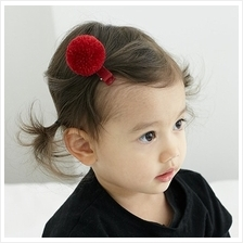 Furry Hairclip (5 colours)