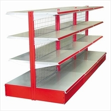 Gondola rack mini market supermarket rack boltless rack 3' shelve