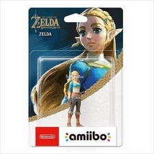 Amiibo Zelda [Breath of the Wild] (The Legend of Zelda series)