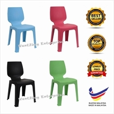 High Quality Strong OPTIMUS D Plastic Chair (Made In Malaysia))