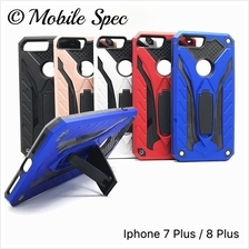 Apple iPhone 5 5s 6 6s 7 Plus Transformer Stand Holder Case Cover
